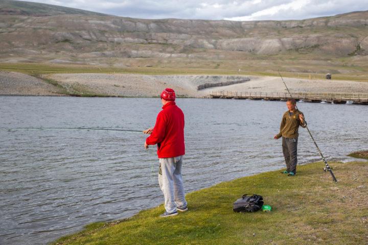 3. Рыбаки.