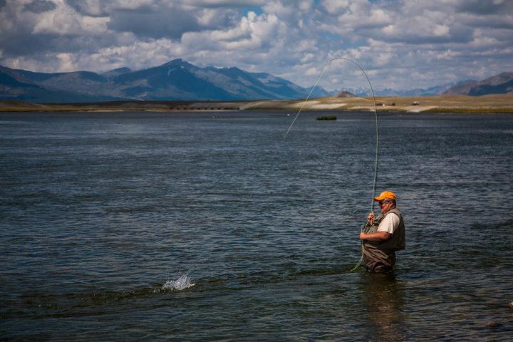 3. Рыбалка на Сыргале