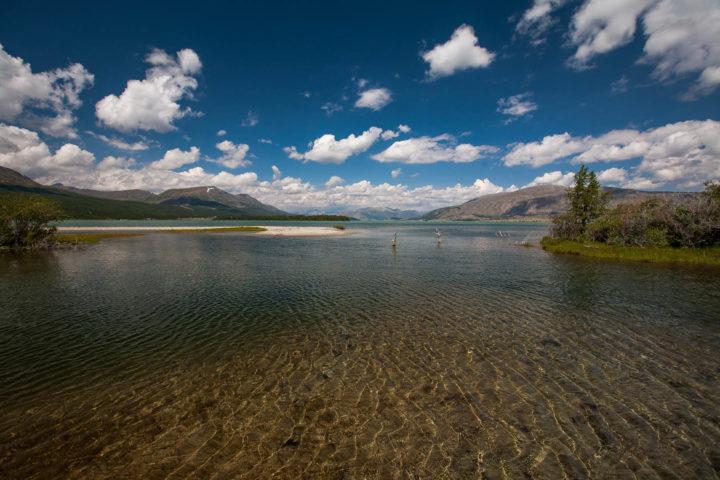 4. Озеро Хотон-нуур