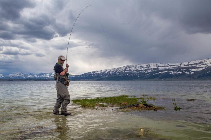 7. Рыбалка на Даяне