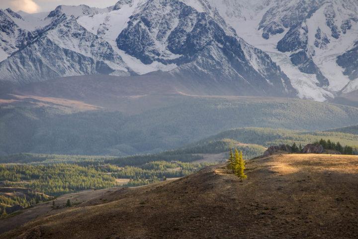 9. Северо-Чуйский хребет