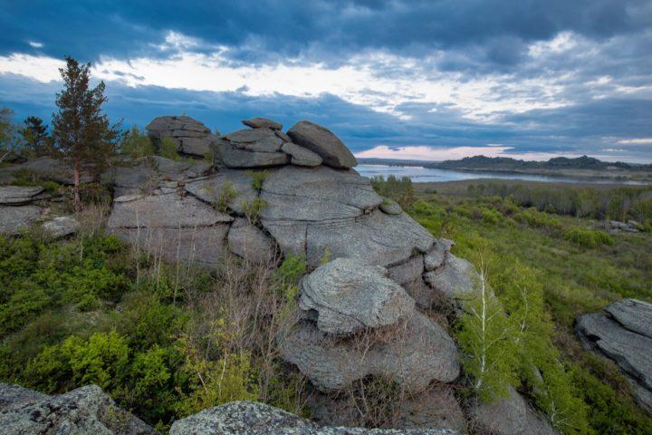 1. Колыванское озеро