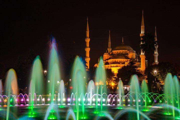 1. Султанахмет и Голубая мечеть