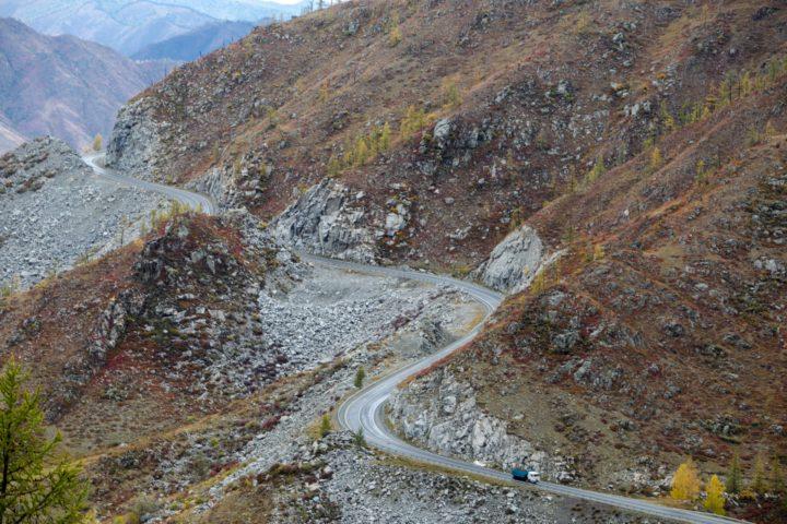 10. Перевал Чике-Таман