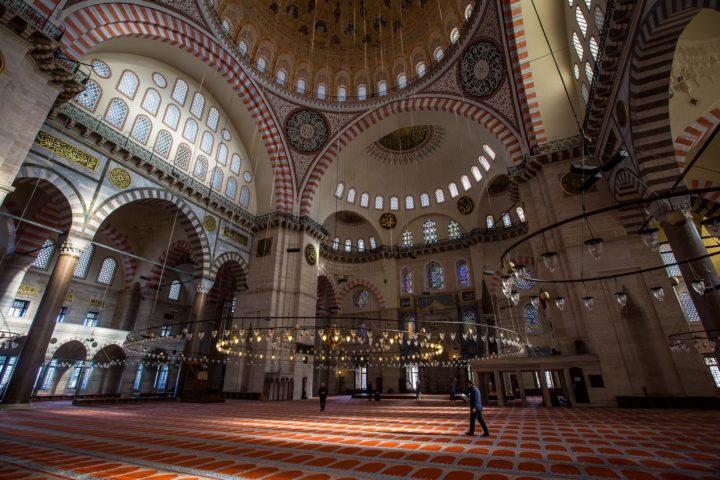 2. Голубая Мечеть