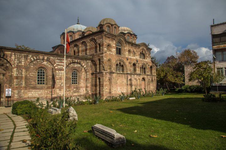 3. Церковь Богородицы Паммакаристы