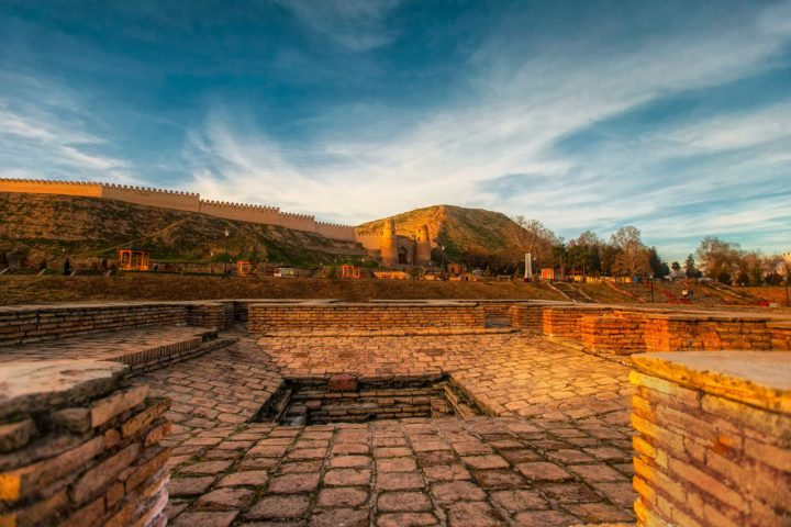 3. Гиссарская крепость. Фотография Акмала Усманова