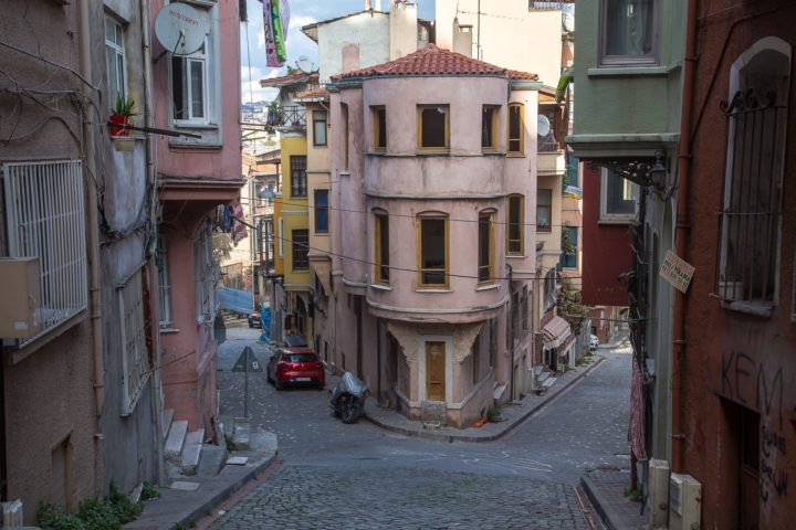3. Старые улочки