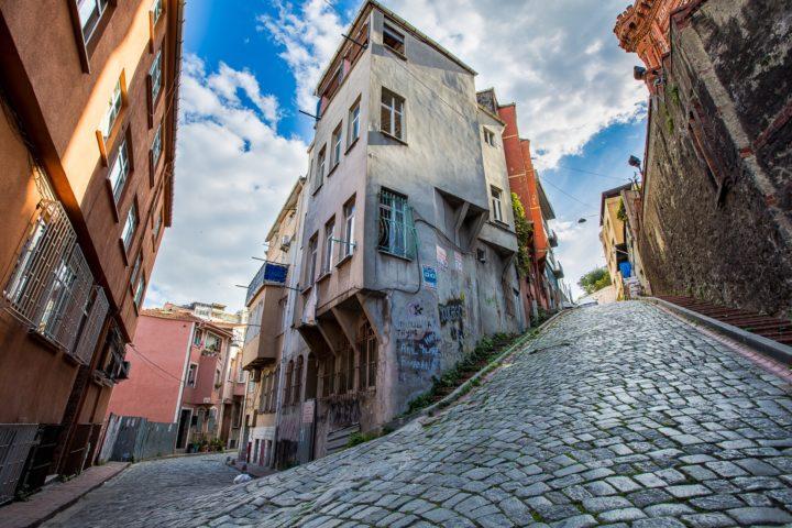 3. Улицы Стамбула