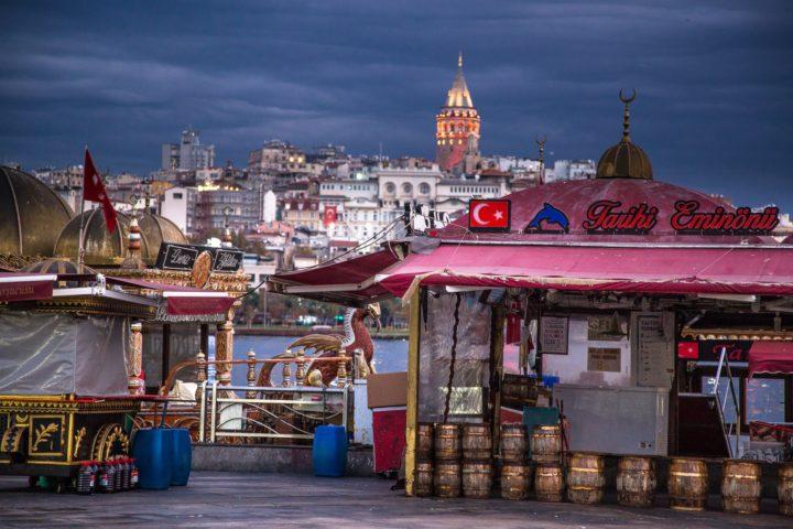3. Утро в Стамбуле
