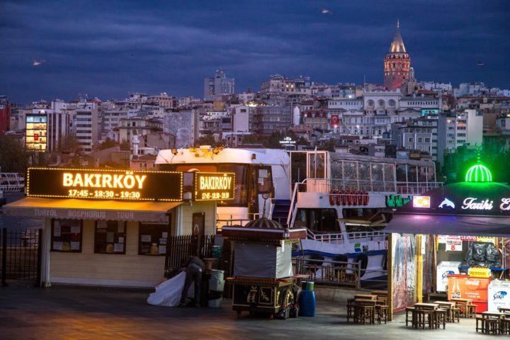 3. Утром в Стамбуле