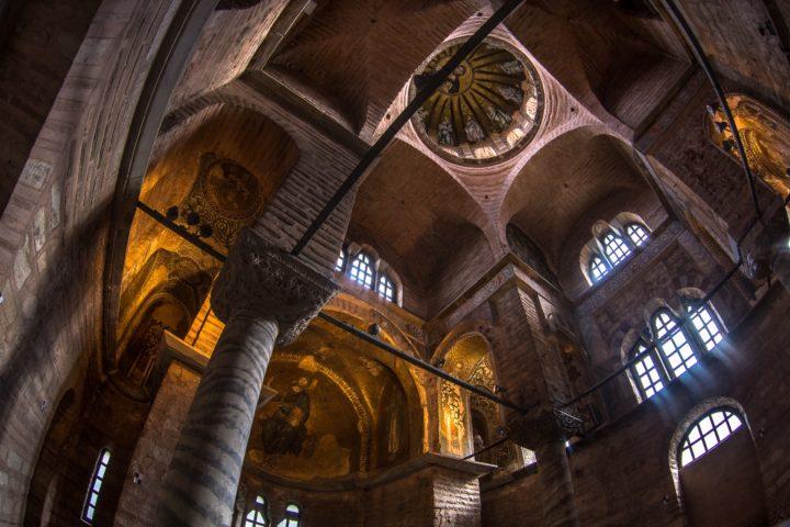 3. Внутри Церкви