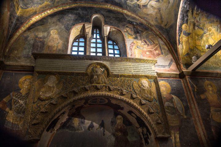 3. Внутри древнего храма Хора