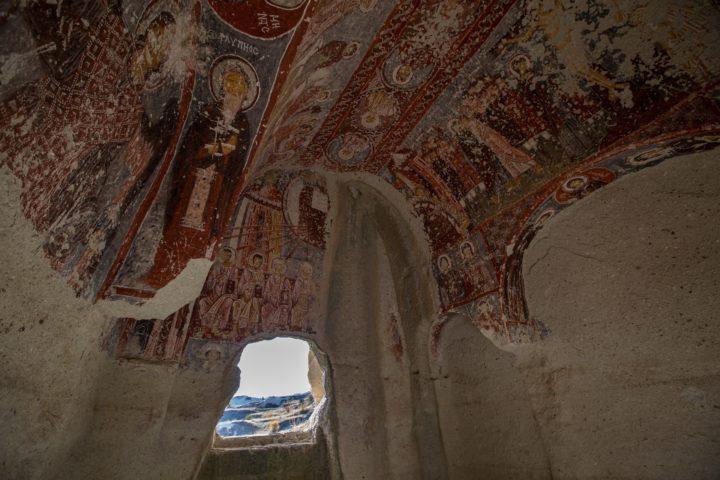 4. Церковь Sarnıç 11 век