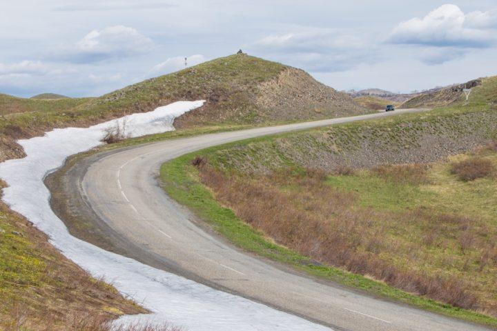 4. Дороги в Казахстане