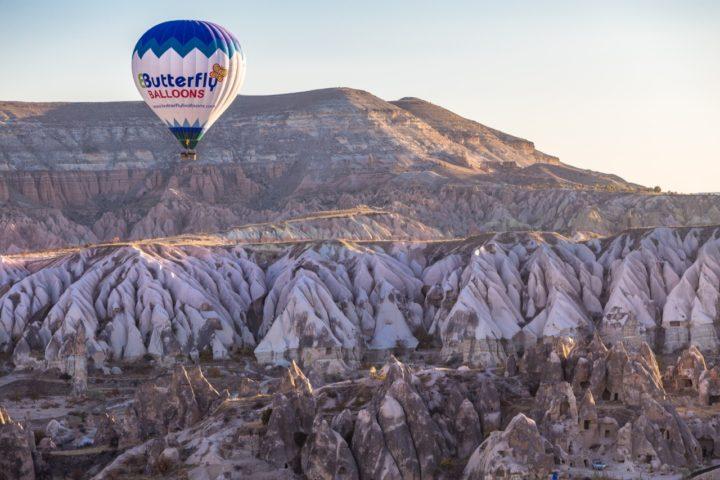 4. Полет на воздушном шаре