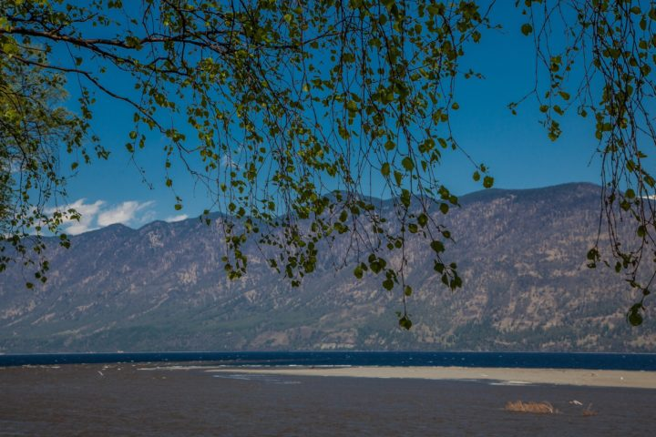 4. Ветер на озере