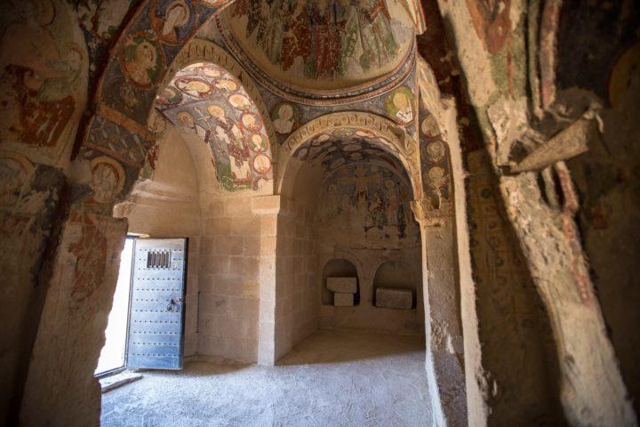 4. церковь El Nazar 10 век