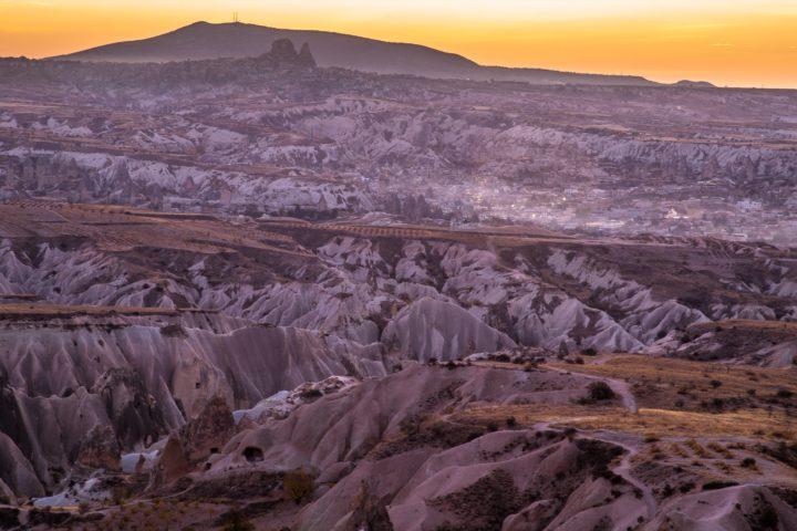 5. Закат над Каппадокией