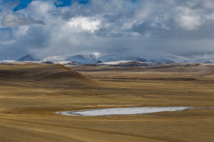 7. Долина реки Юстыт