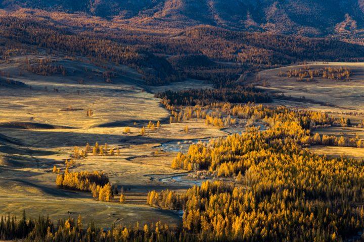 7. Осень на Алтае
