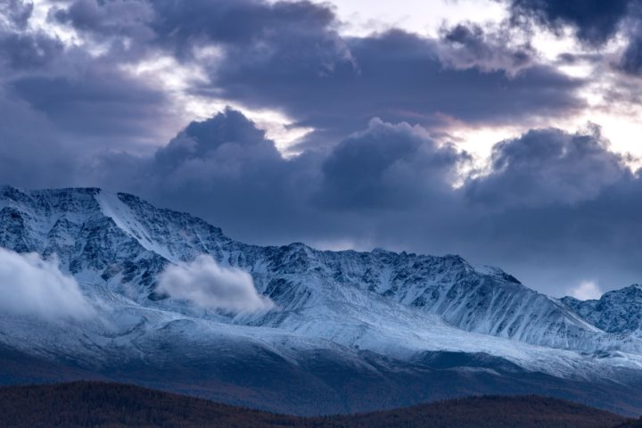 7. Северо-Чуйский хребет