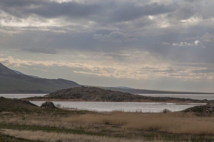 7. Вдоль Бухтарминского водохранилища