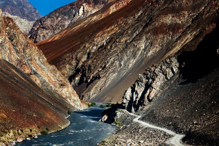 7. Западный Памир. Река Бартанг. Фото Игорь Дронов