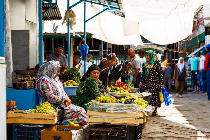 8. Рынок в Бартанге. Фото Игорь Дронов