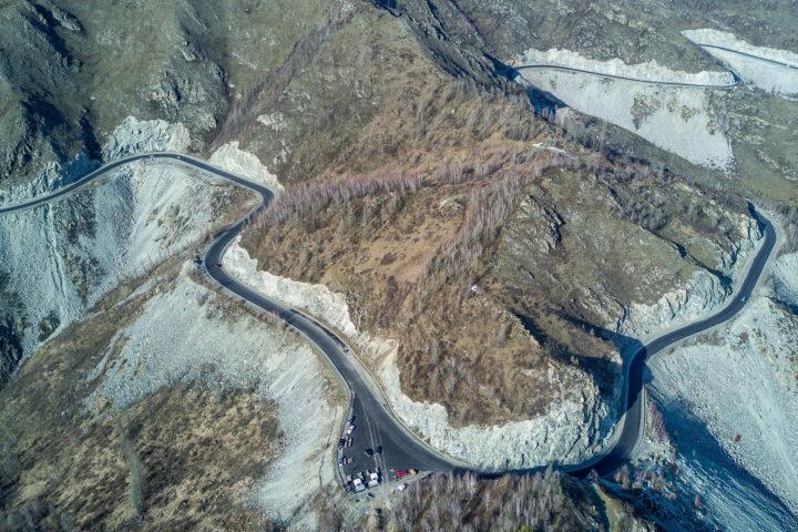 1. Перевал Чике-Таман