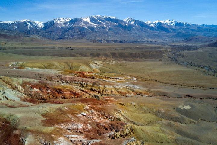 2 Марсианские пейзажи Кызыл-Чина (2)