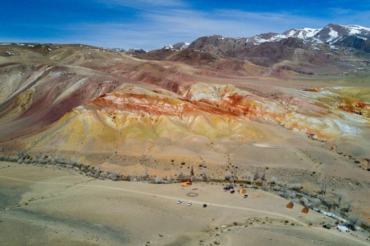 2. Марсианские пейзажи Кызыл-Чина (4)