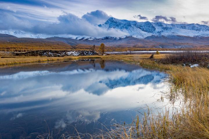 2. Озеро Джангысколь.