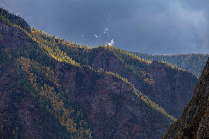 3 день Алтай после дождя
