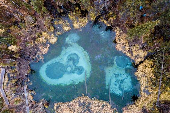3 день Гейзерное озеро