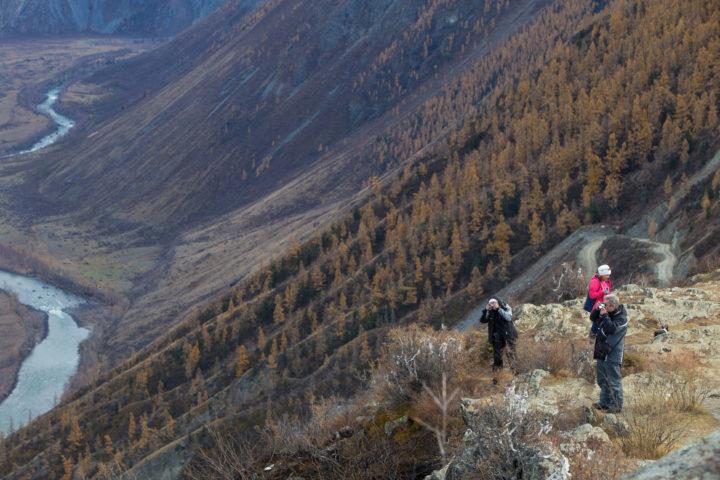 4 день вид с перевала Катуярык
