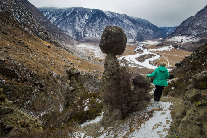 5 день Каменные грибы