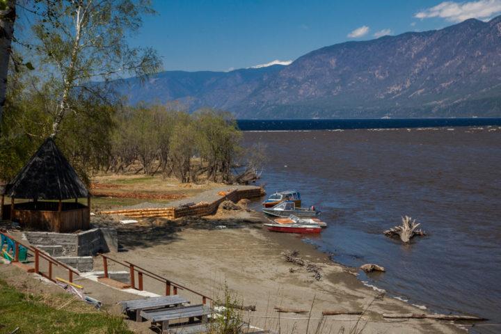 5 день озеро Телецкое