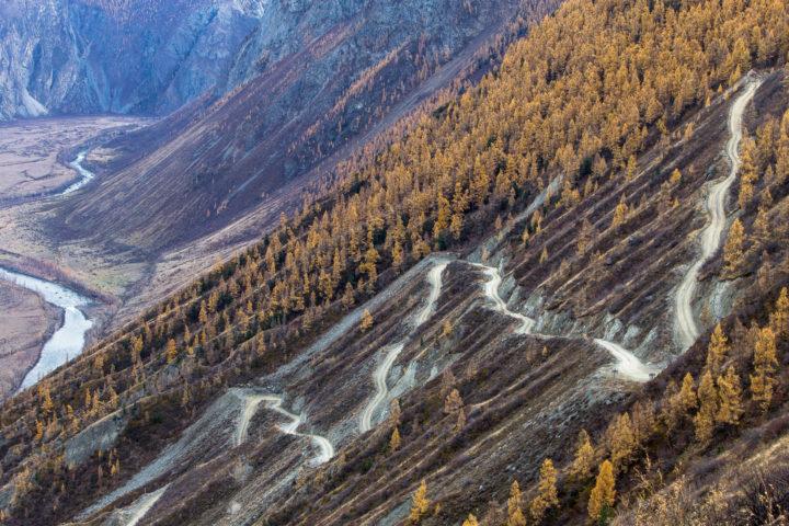 5. Перевал Кату-ярык.