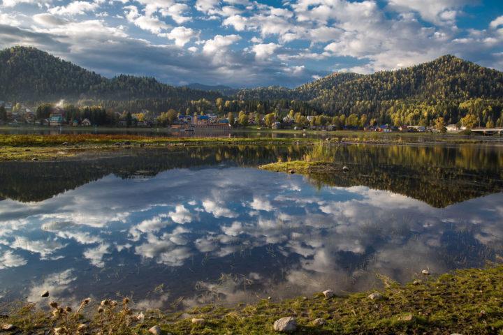1. Телецкое озеро