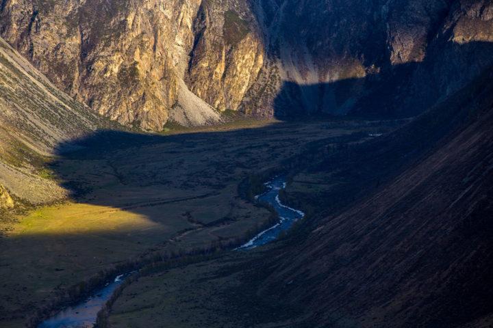 3. Долина Чулышмана