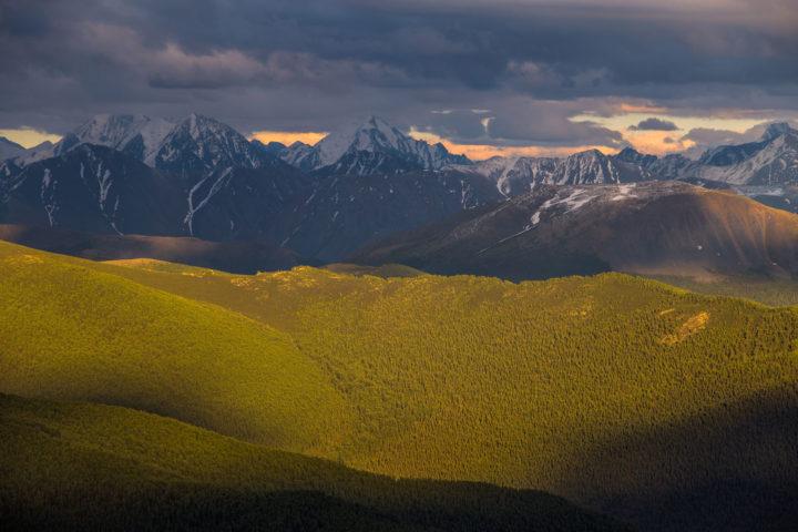 2. Вид на горы