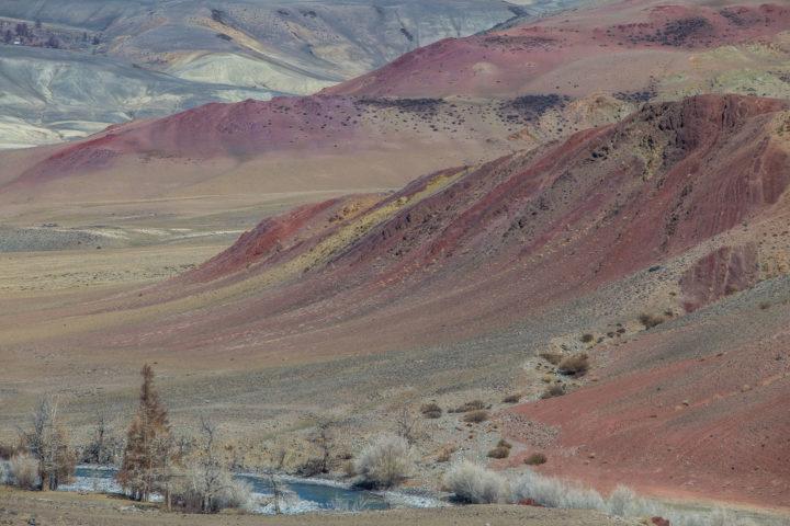 5. Выход из каньона