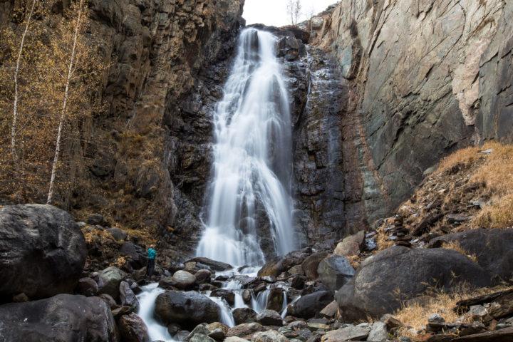 6. Водопады Чулышмана