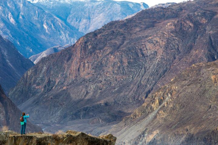 6. вид с вершины перевала Кату-Ярык