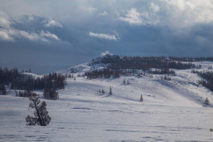 1. Зима на Алтае