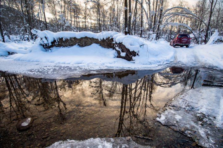 1. Зимние дороги.