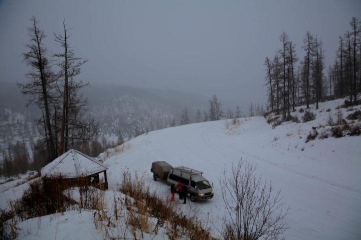 1. зимние дороги