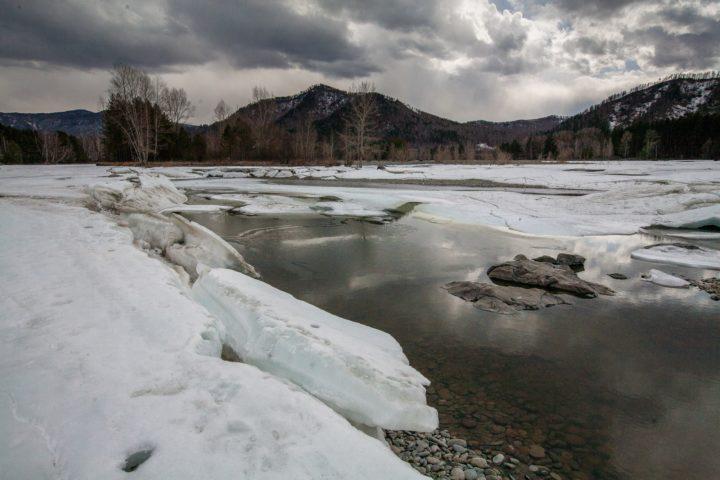 3. Катунский лед