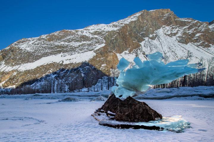 3. Скульптуры из льда
